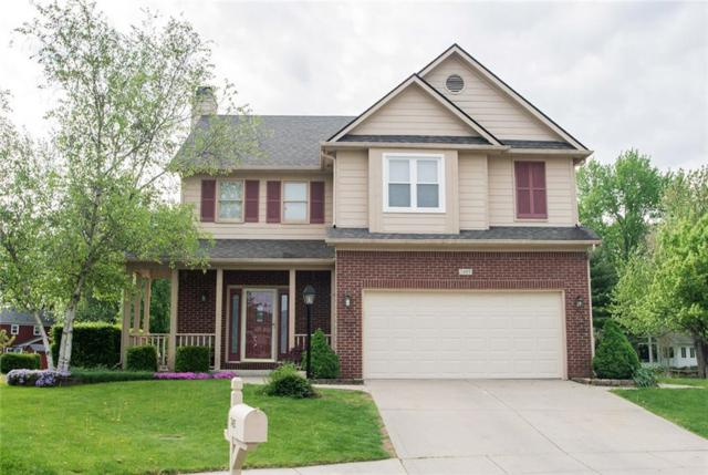7405 Stonegate Court, Indianapolis, IN 46256 (MLS #21565849) :: The Evelo Team