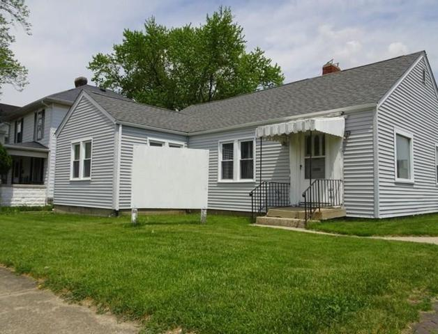200 N 12th Street, New Castle, IN 47362 (MLS #21565870) :: David Brenton's Team