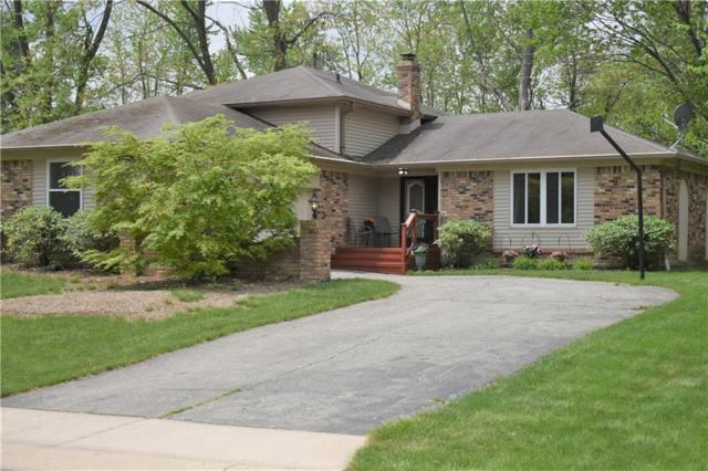 6169 Buttonwood Drive, Noblesville, IN 46062 (MLS #21565912) :: RE/MAX Ability Plus