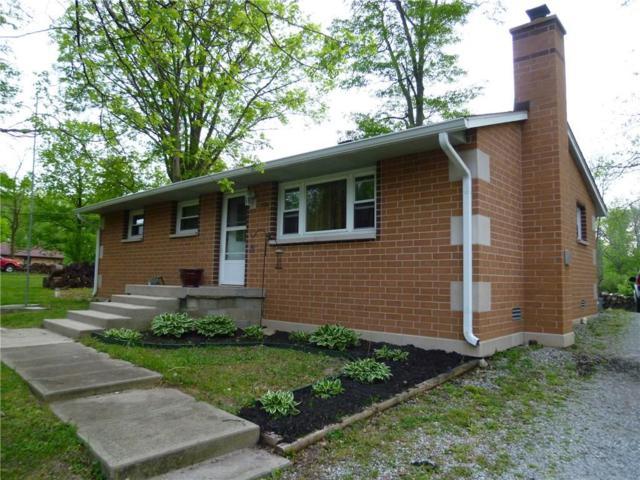 798 S Oak Drive, Greenfield, IN 46140 (MLS #21565936) :: The ORR Home Selling Team