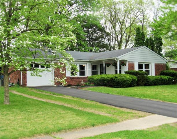 1735 Lutherwood Drive, Indianapolis, IN 46219 (MLS #21565938) :: RE/MAX Ability Plus