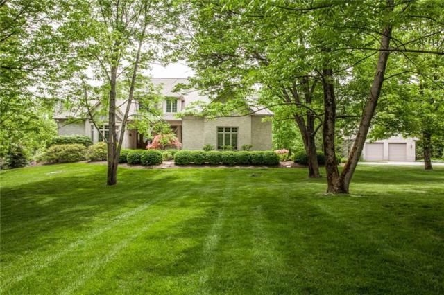 11823 E 300 S, Zionsville, IN 46077 (MLS #21565950) :: Mike Price Realty Team - RE/MAX Centerstone