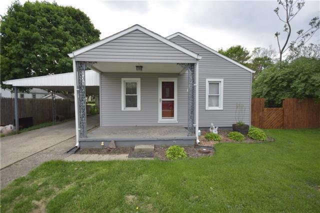 1403 Congress Street, Middletown, IN 47356 (MLS #21565994) :: Indy Plus Realty Group- Keller Williams