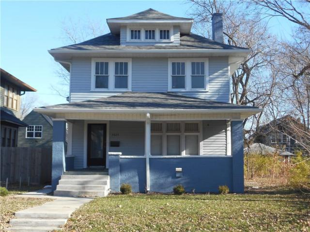 2825 N Delaware Street, Indianapolis, IN 46205 (MLS #21565995) :: FC Tucker Company