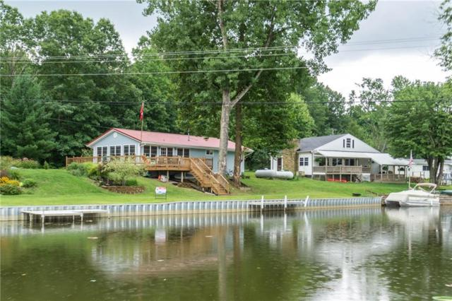 6398 South Shore Drive, Unionville, IN 47468 (MLS #21565996) :: Mike Price Realty Team - RE/MAX Centerstone