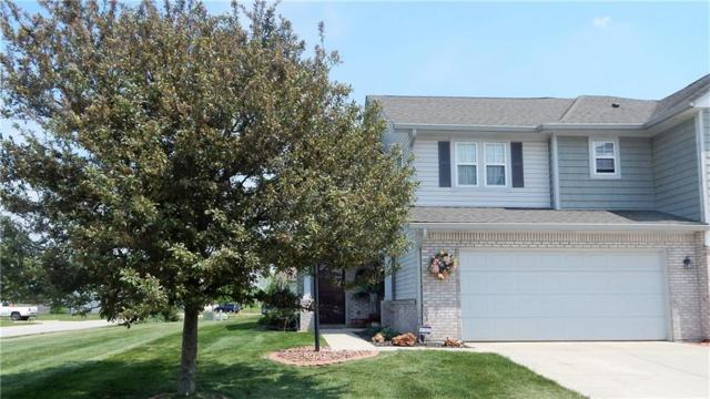 201 Clear Branch Drive, Brownsburg, IN 46112 (MLS #21566001) :: The Evelo Team