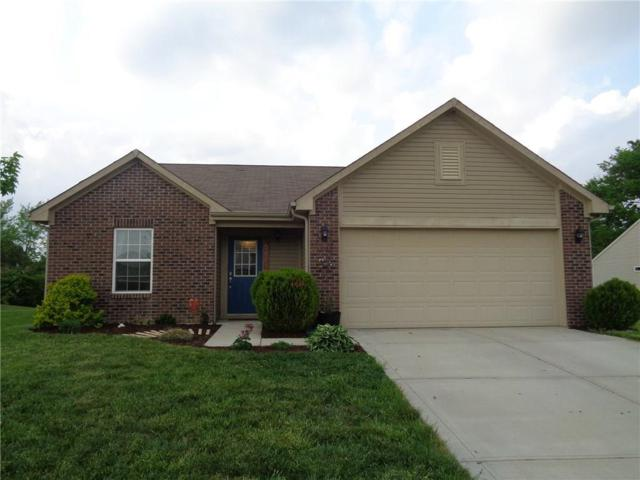 564 Grassy Bend Drive, Greenwood, IN 46143 (MLS #21566040) :: The Evelo Team
