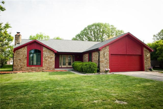 7710 Tanager Lane, Indianapolis, IN 46256 (MLS #21566052) :: RE/MAX Ability Plus