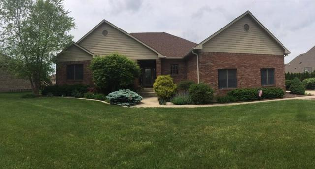 2276 Dockside Drive, Greenwood, IN 46143 (MLS #21566060) :: The Evelo Team