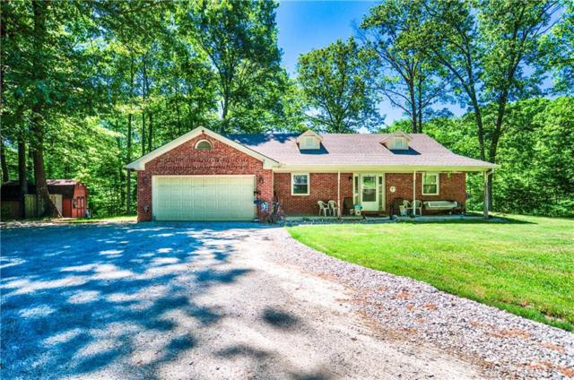 4595 Parker Road, Martinsville, IN 46151 (MLS #21566115) :: Mike Price Realty Team - RE/MAX Centerstone