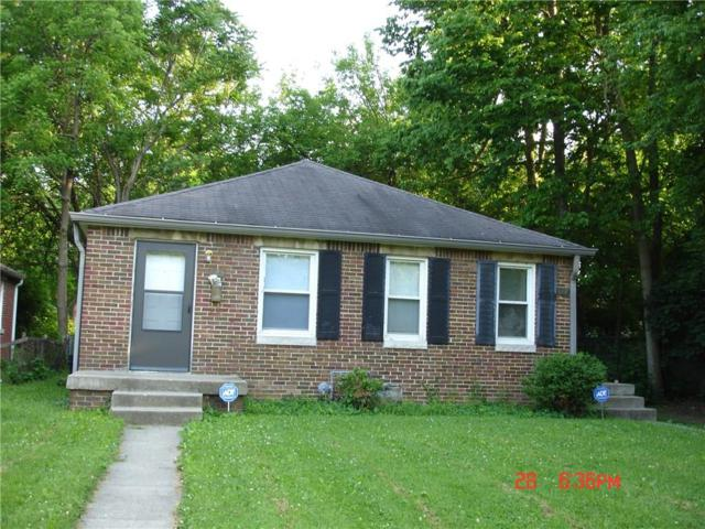 625 W 42nd Street, Indianapolis, IN 46208 (MLS #21566134) :: Indy Scene Real Estate Team