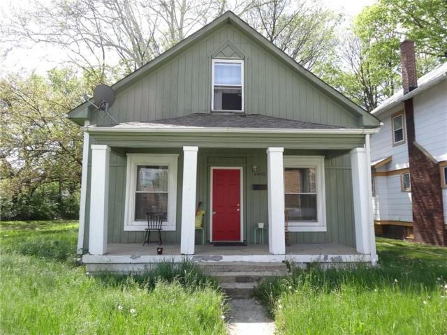 3528 Salem Street, Indianapolis, IN 46208 (MLS #21566190) :: Indy Scene Real Estate Team