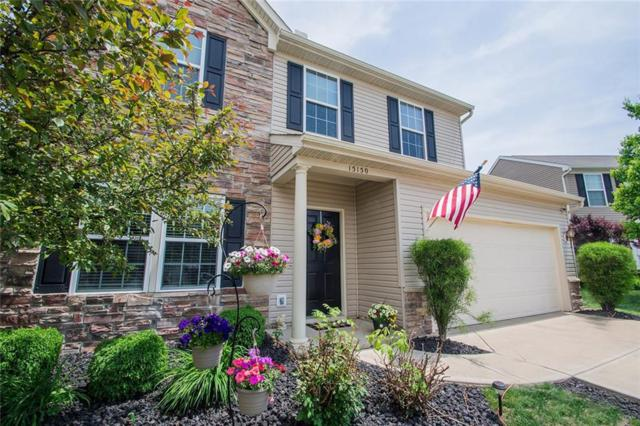 15150 Gallow Lane, Noblesville, IN 46060 (MLS #21566272) :: The Evelo Team