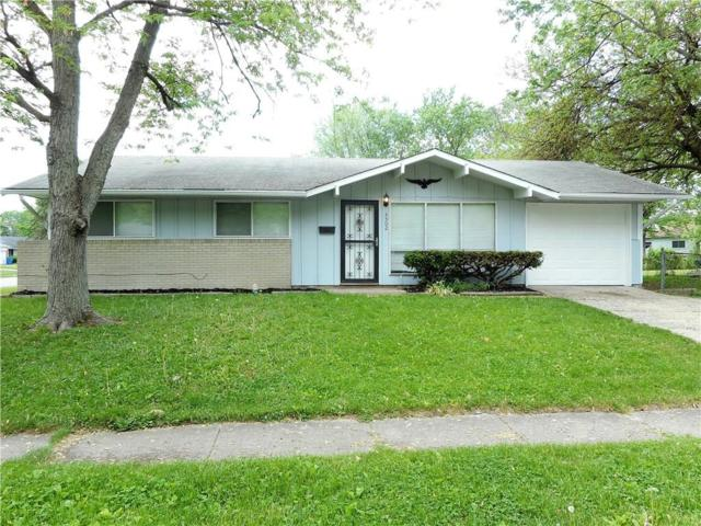 3502 Ireland Drive, Indianapolis, IN 46235 (MLS #21566322) :: RE/MAX Ability Plus