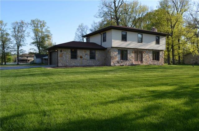 3025 W Hickory Woods Drive, Greenfield, IN 46140 (MLS #21566326) :: Indy Plus Realty Group- Keller Williams