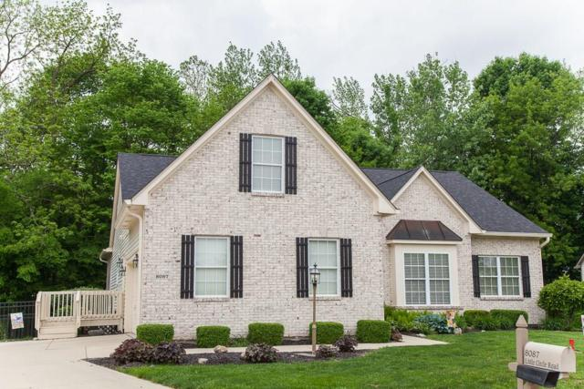 8087 Little Circle Road, Noblesville, IN 46060 (MLS #21566376) :: The Evelo Team