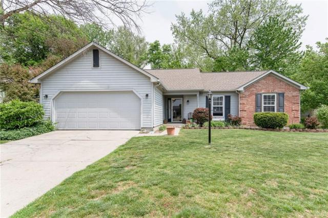 11208 Baywood Lane, Indianapolis, IN 46236 (MLS #21566380) :: The ORR Home Selling Team