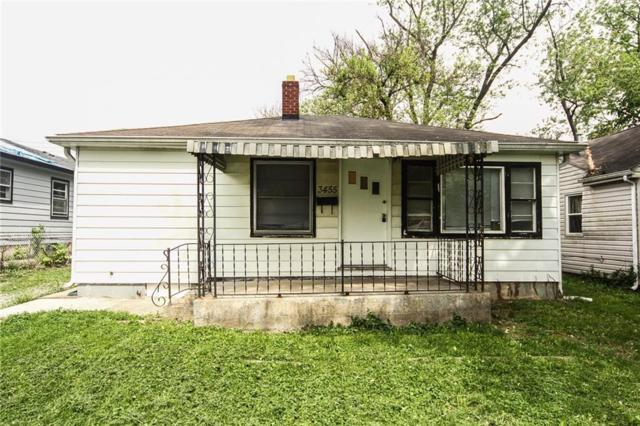 3455 N Grant Avenue, Indianapolis, IN 46218 (MLS #21566395) :: RE/MAX Ability Plus