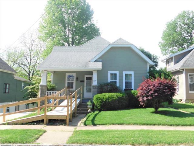 329 E Walnut Street, Greensburg, IN 47240 (MLS #21566407) :: Indy Plus Realty Group- Keller Williams