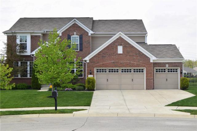 13142 Knights Way, Fishers, IN 46037 (MLS #21566417) :: RE/MAX Ability Plus
