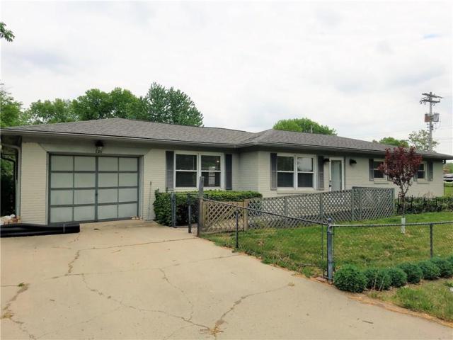 121 N Apple Street, Greenfield, IN 46140 (MLS #21566426) :: Indy Scene Real Estate Team