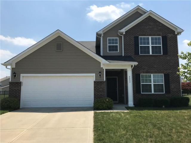 5553 W Stoneview Trail, Mccordsville, IN 46055 (MLS #21566436) :: The Evelo Team
