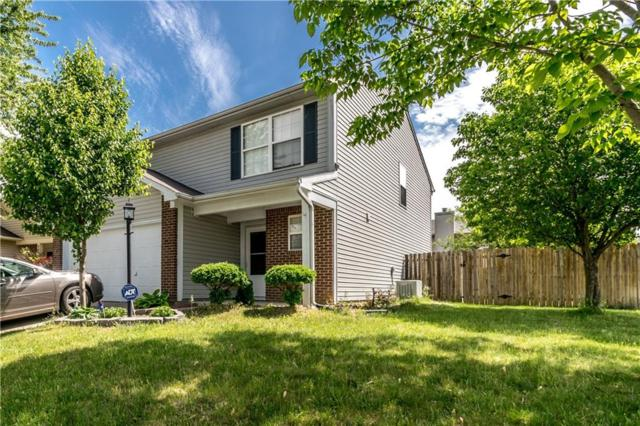 7715 Vincent Court, Indianapolis, IN 46217 (MLS #21566520) :: RE/MAX Ability Plus