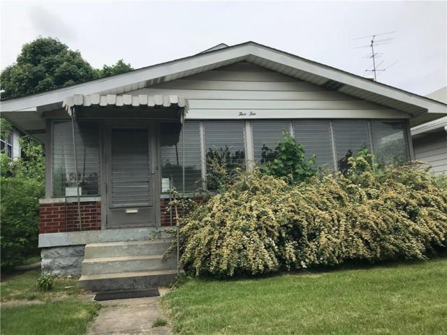 510 N Emerson Avenue, Indianapolis, IN 46219 (MLS #21566530) :: Indy Plus Realty Group- Keller Williams