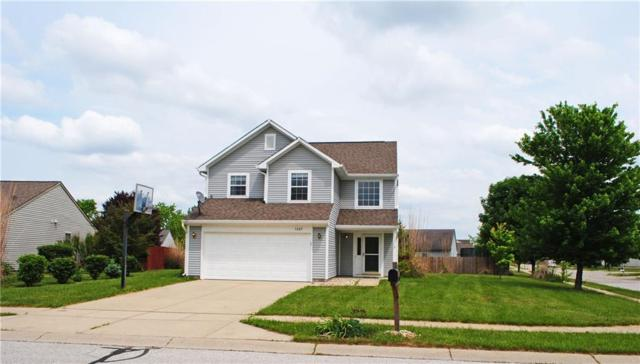 5885 Gadsen Drive, Plainfield, IN 46168 (MLS #21566576) :: Mike Price Realty Team - RE/MAX Centerstone