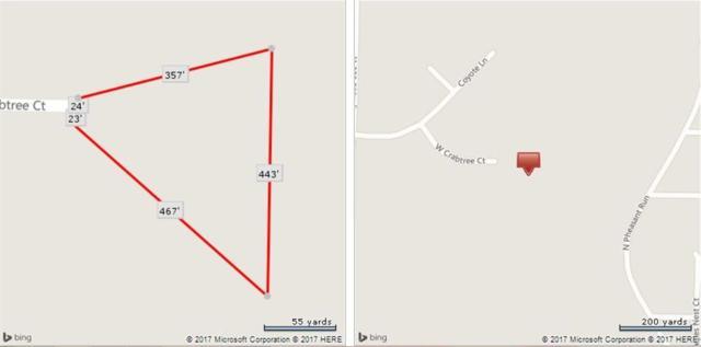 Lot 26 Crabtree Court, Fairland, IN 46126 (MLS #21566615) :: Heard Real Estate Team