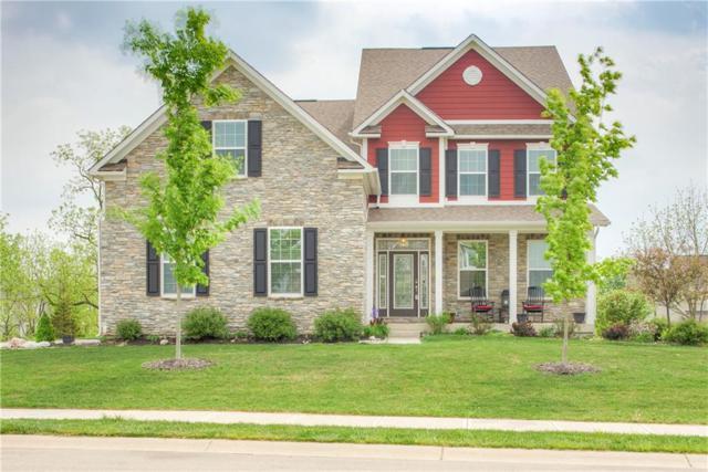 16731 Gaither Boulevard, Westfield, IN 46074 (MLS #21566617) :: Indy Scene Real Estate Team