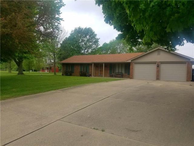 6743 N Sagebrush Avenue, Alexandria, IN 46001 (MLS #21566646) :: The ORR Home Selling Team