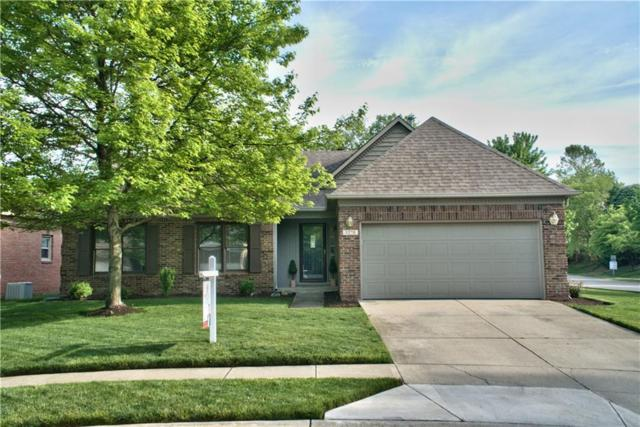 5276 Edward Court, Carmel, IN 46033 (MLS #21566751) :: The ORR Home Selling Team