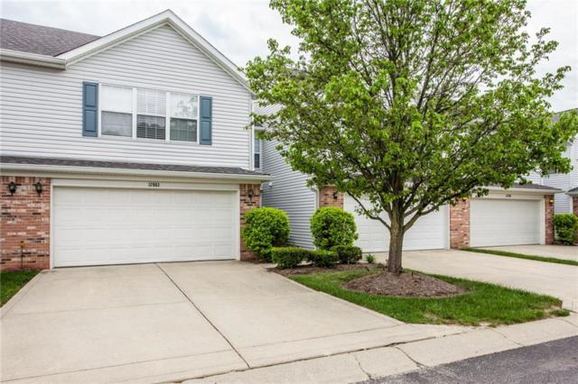 12803 Brewton Street, Fishers, IN 46038 (MLS #21566875) :: Indy Scene Real Estate Team