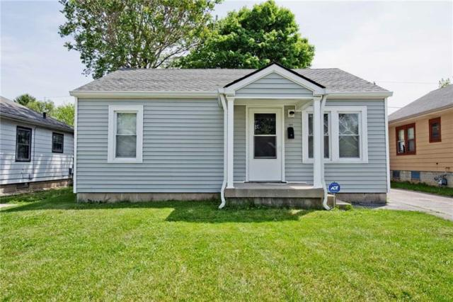 1529 N Euclid Avenue, Indianapolis, IN 46201 (MLS #21566992) :: The Evelo Team