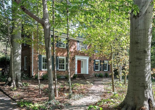 9121 Spring Hollow Road, Indianapolis, IN 46260 (MLS #21567019) :: FC Tucker Company