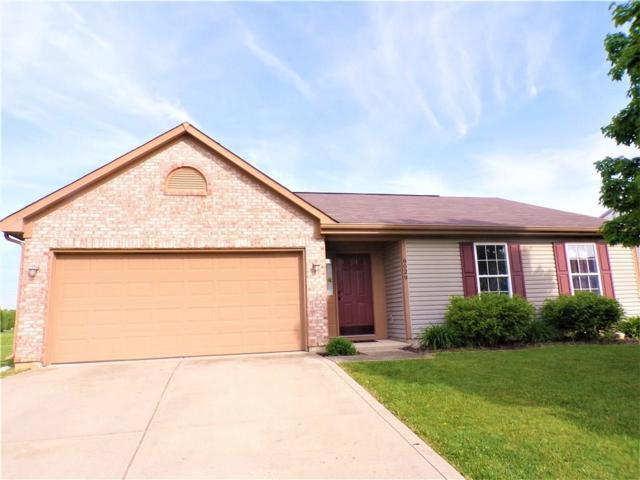 6029 Arrowhead Drive, Anderson, IN 46013 (MLS #21567034) :: The ORR Home Selling Team
