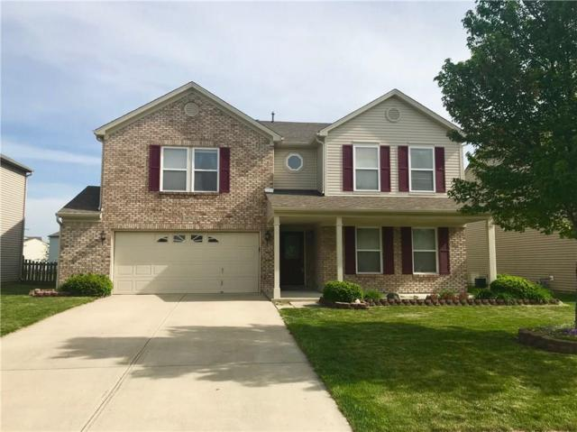 6870 W Stansbury Boulevard, Mccordsville, IN 46055 (MLS #21567087) :: Indy Plus Realty Group- Keller Williams