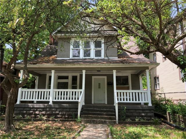 1122 Newman Street, Indianapolis, IN 46201 (MLS #21567092) :: RE/MAX Ability Plus