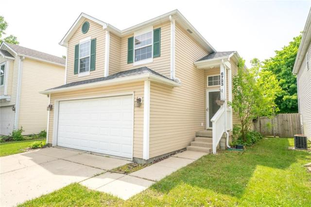 6723 Ossington Drive, Indianapolis, IN 46254 (MLS #21567103) :: RE/MAX Ability Plus