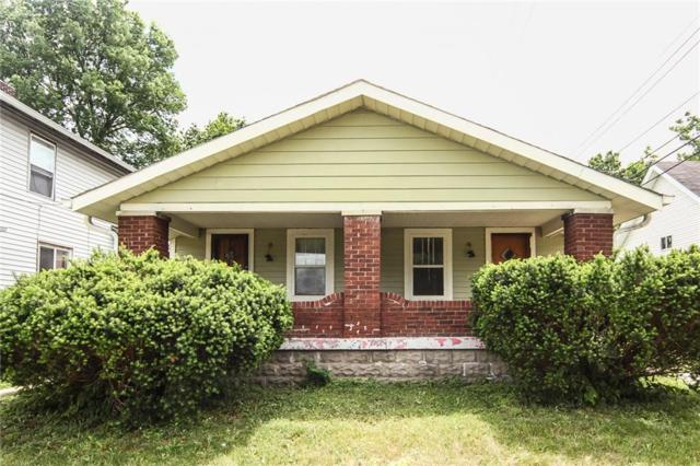 451 W 28th Street W, Indianapolis, IN 46208 (MLS #21567160) :: Mike Price Realty Team - RE/MAX Centerstone