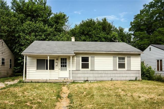 3520 N Hawthorne Lane, Indianapolis, IN 46218 (MLS #21567164) :: Mike Price Realty Team - RE/MAX Centerstone