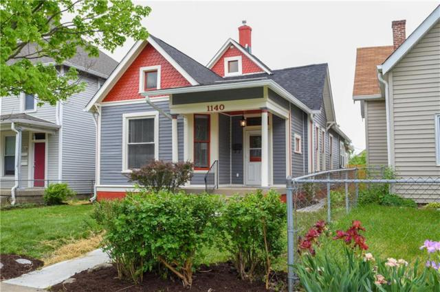1140 Evison Street, Indianapolis, IN 46203 (MLS #21567193) :: HergGroup Indianapolis