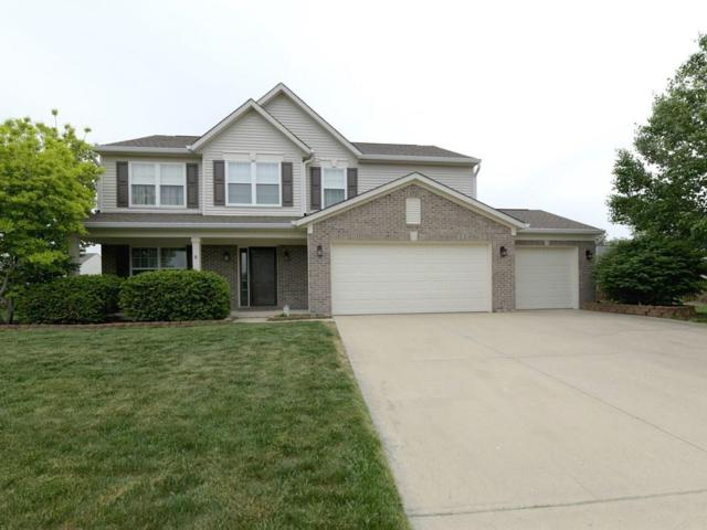 6928 Trailside Drive, Avon, IN 46123 (MLS #21567222) :: The ORR Home Selling Team