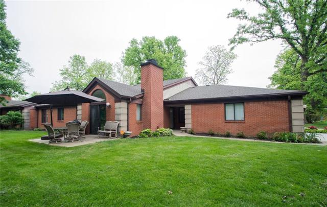 2168 Emily Drive, Indianapolis, IN 46260 (MLS #21567238) :: Indy Scene Real Estate Team