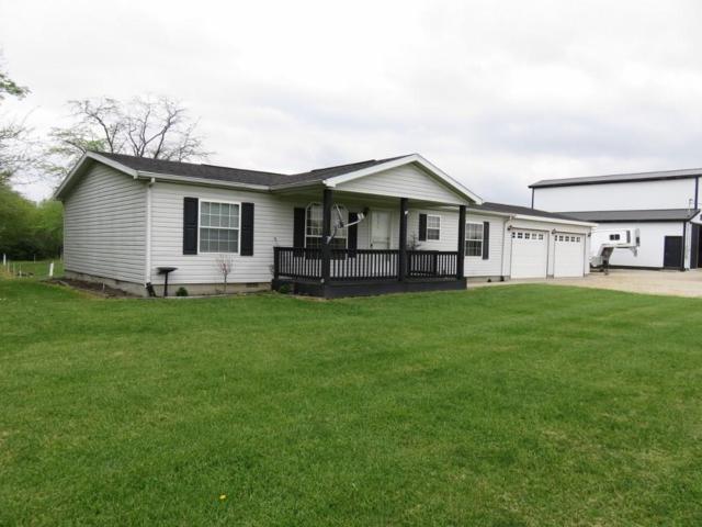 451 S Cr 900 W, Farmland, IN 47340 (MLS #21567258) :: The ORR Home Selling Team