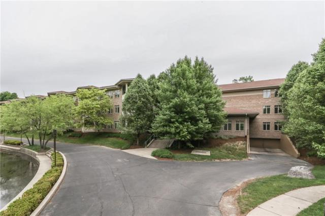 8555 One West Dr#307 #307, Indianapolis, IN 46260 (MLS #21567261) :: AR/haus Group Realty