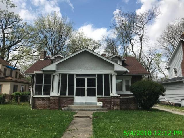 3456 Winthrop Avenue, Indianapolis, IN 46205 (MLS #21567283) :: RE/MAX Ability Plus