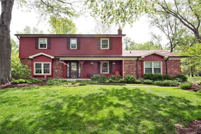 6325 Brixton Lane, Indianapolis, IN 46220 (MLS #21567319) :: RE/MAX Ability Plus