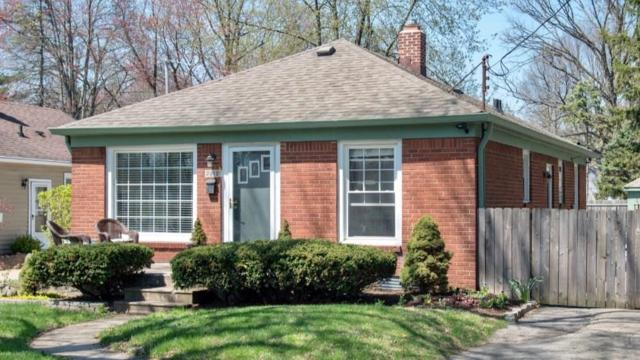 2212 E Northgate Street, Indianapolis, IN 46220 (MLS #21567343) :: RE/MAX Ability Plus